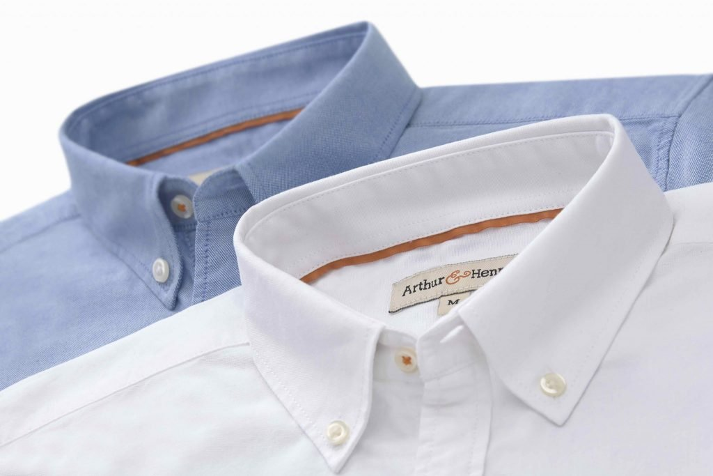 Ethical mens clothing | Arthur & Henry shirts