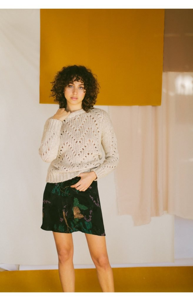 Mi Apparel | jumper and skirt