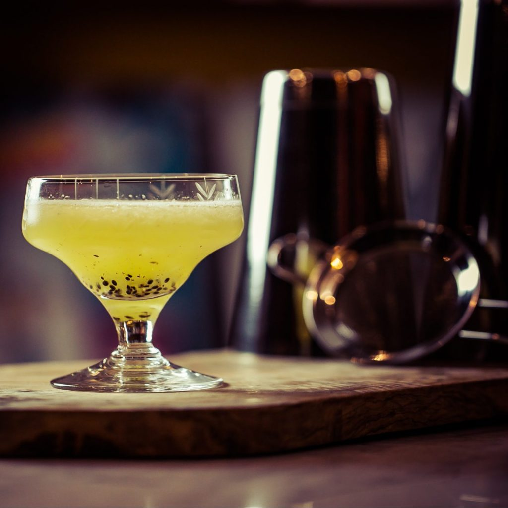 Sir Duke Cocktail at FAM bar