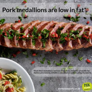 Is pork healthy? | Love Pork campaign advert
