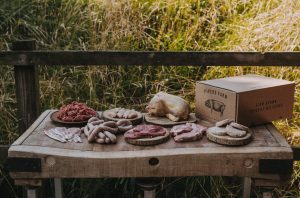 Pipers Farm | meat box | photo by Matt Austin
