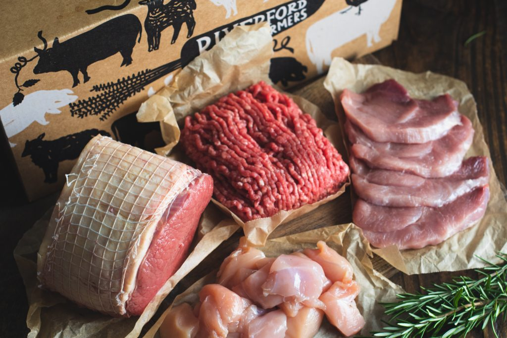 Riverford | Meat Box
