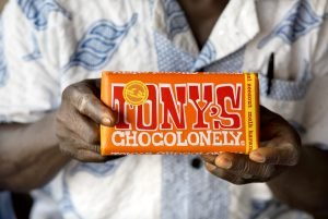 Tony's Chocolonely | The Ghana bar