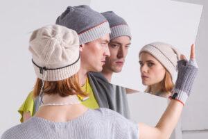 Valentina Karellas knitwear   beanies