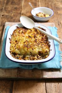 Abel & Cole | Veggie Family Favourites Shepherdess Pie