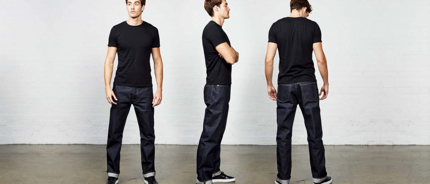 Men's Jeans | Hiut Denim