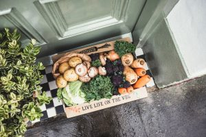Riverford organic veg box
