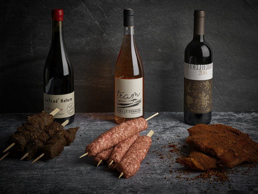 The Ethical Butcher BBQ & Wine box