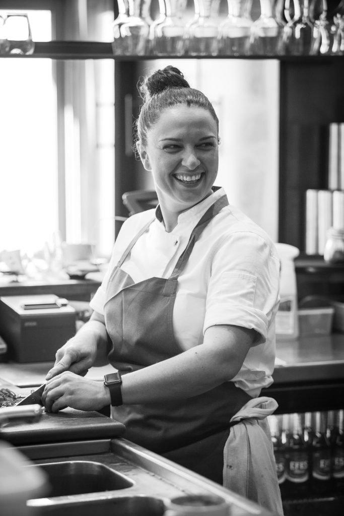 Chef Selin Kiazim on restaurants after covid-19