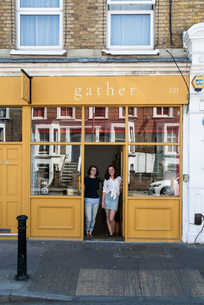 plastic free shops in London | Gather Peckham