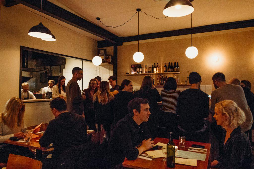 London restaurant reopenings | Top Cuvée