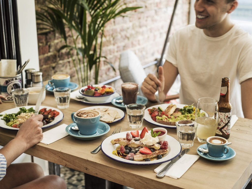 London restaurant reopenings | Common Ground