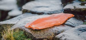 Glenarm Organic Salmon fillet