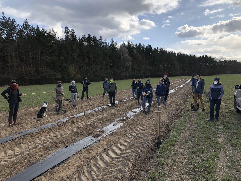 Spreading ideas | Regenerative organic farming | Gut & Bösel