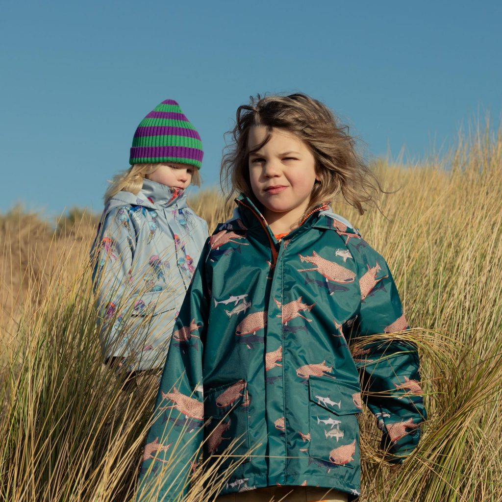 Project Cece | Reins | Kids coat