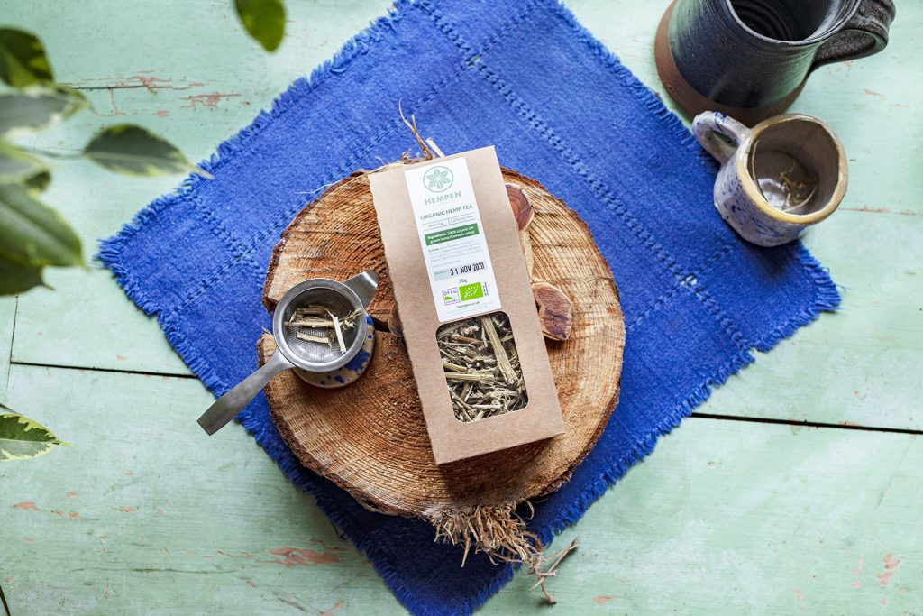 Hempen | Hemp Stem Tea