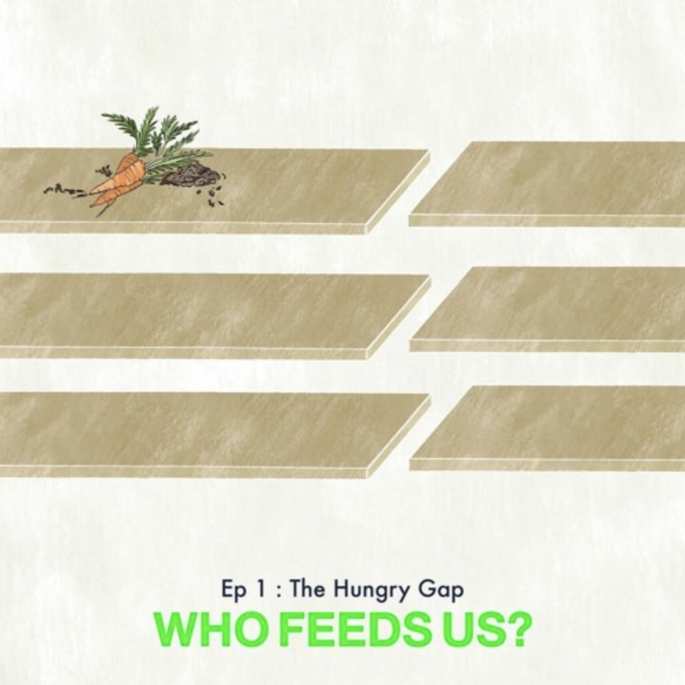 Who Feeds Us? podcast | Episode 1 | The Hungry Gap