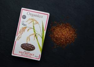 Organico Wild Red Rice