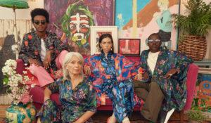 Gung Ho x The Worldwide Tribe Family Portrait
