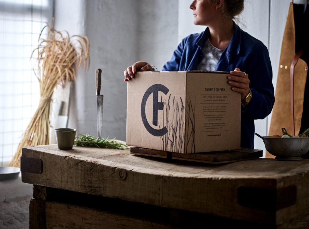 Organic brand: Coombe Farm Organic