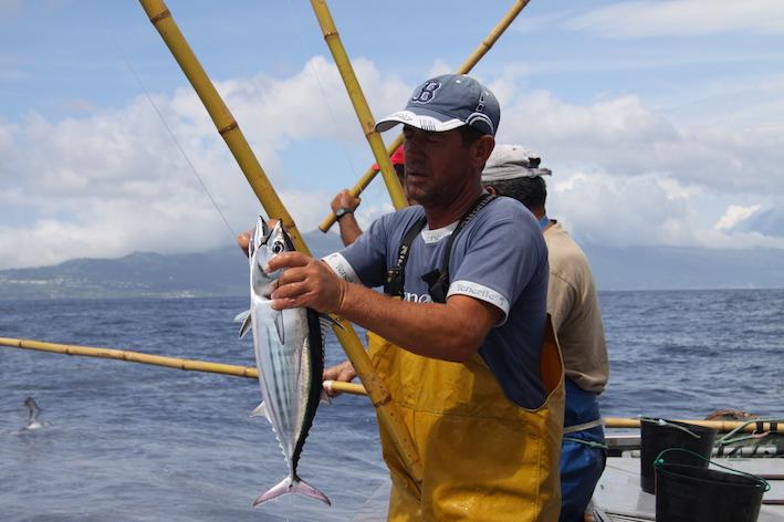 Organic brand: Fish4Ever tuna fishermen
