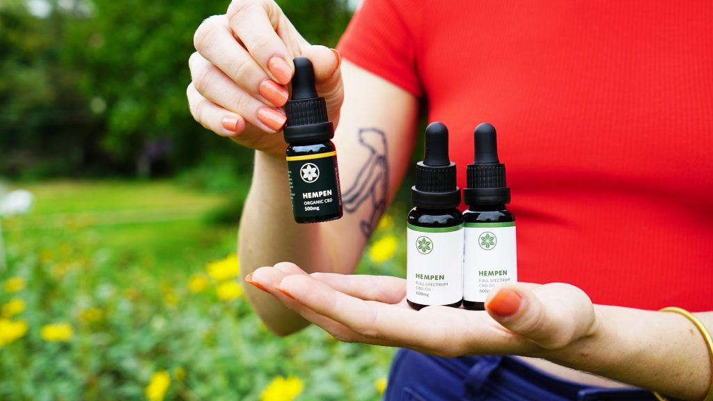 Organic brand: Hempen's CBD and hemp products