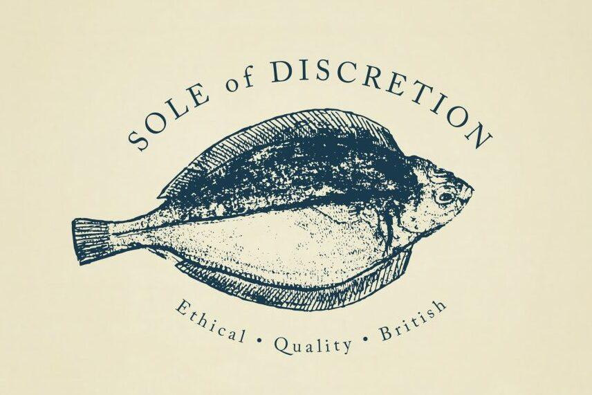 Organic brand: Sole of Discretion logo