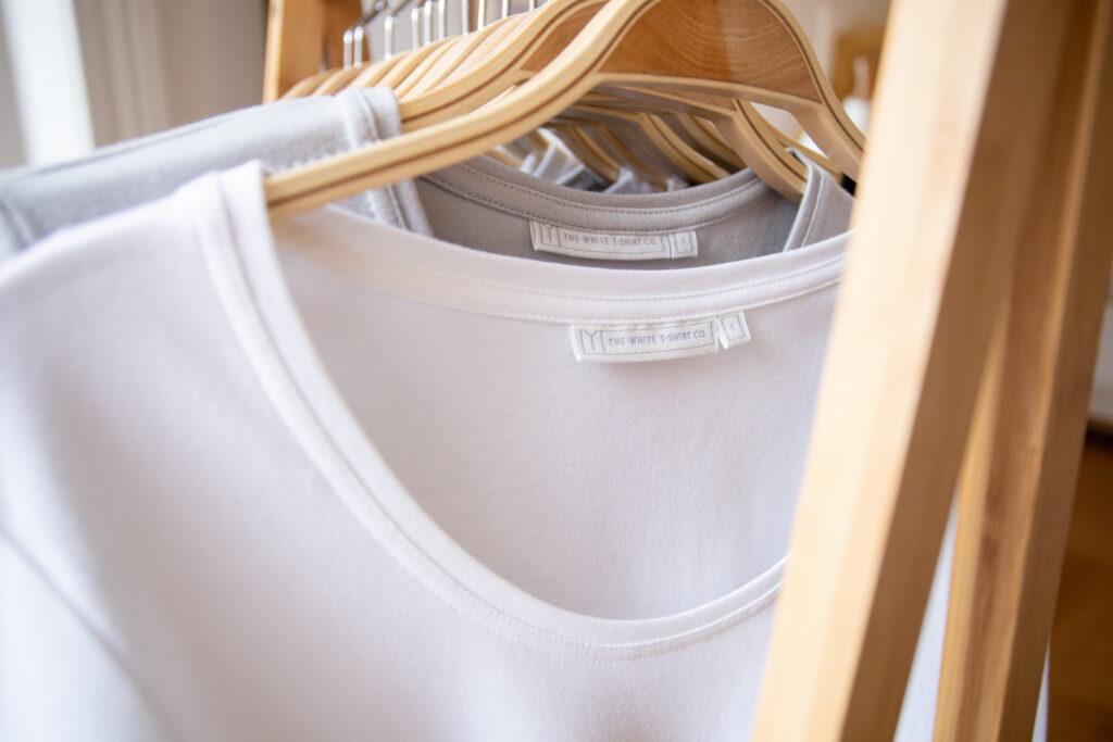 Organic brand: The White T-Shirt Co.